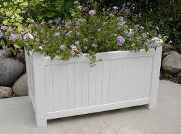 Cheap Planter Boxes by Tall Outdoor Planters And How To Benefit From Them Interior