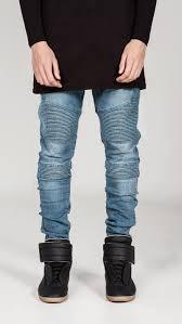 Fashion Stuff Essential Denim Destroyed Beige Represent Clo Fashion