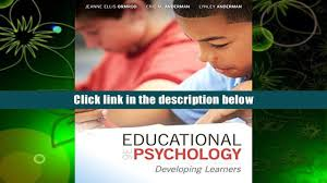 audiobook educational psychology developing learners with