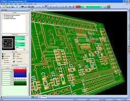pcb design software pcb design free electronics software