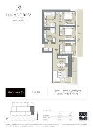 the address dubai opera residences dubai international real