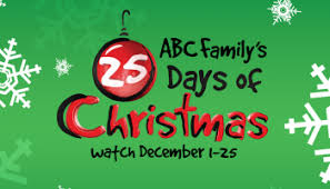abc family thanksgiving lineup countdown to 25 days of