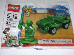 lego jeep toy story 3 lego army man and jeep by lego figurefan zero