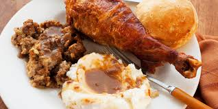 thanksgiving traditional southern thanksgiving dinner menu