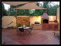 Grill Patio Ideas  Home Design Backyard Patio Ideas With - Backyard bbq design