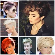 extensions for pixie cut hair easy asymmetrical pixie cut