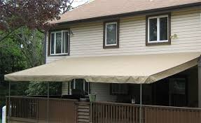 Awnings Pa Permanent Awnings For Homes In Delaware County Pa Jm Finley Llc