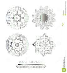 ornamental lace pattern for wedding invitations and greeting cards