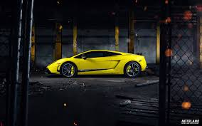lamborghini gallardo back car lamborghini gallardo superleggera yellow back warehouse 7033462