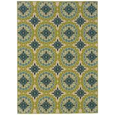 Outdoor Rug Sale by Floor Round And Square Floral Home Depot Outdoor Rugs For Patio