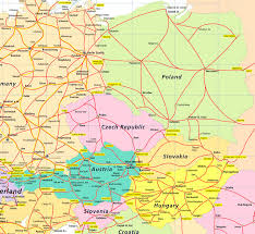 rail europe map european east pass