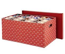 decoration alluring rubbermaid christmas storage ornament box easy