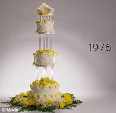 wedding cake styles shows how wedding cakes styles and topper trends