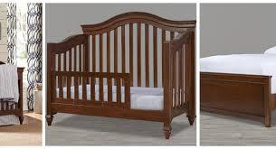 wood crib baby nursery designs ideas classy design with dark