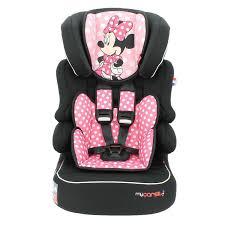 siege auto quel groupe offrez un siège auto minnie à votre enfant mon siège auto