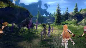 sword art online sword art online hollow realization game ps4 playstation