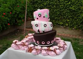 Cakes Shower Cake Gender Unknown Cakes Pinterest Coolest Homemade