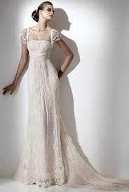 robe empire mariage robe de mariée évolution historique robe empire robes