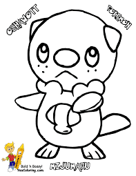 master pokemon black and white printables within coloring pages