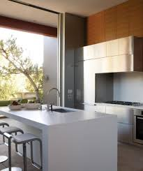 metal wall cabinets storages gas ranges two hole chrome faucets