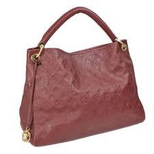 louis vuitton artsy mm bag auth louis vuitton monogram empreinte artsy mm m94047 hand bag