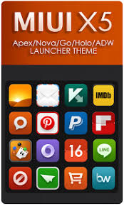 adw launcher themes apk miui x5 hd apex adw theme 2 0 0 apk top android themes