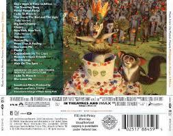 madagascar escape 2 africa original soundtrack