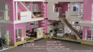 lego ideas modern modular furnished beach front house