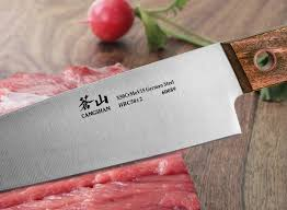 german steel kitchen knives cangshan w series 60089 german steel chef s knife 8 inch