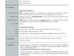 job application cv format wondrous design ideas new resume format 16 free download for job