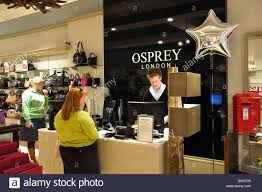 designer outlet store checkout counter in osprey store swindon designer outlet swindon
