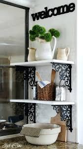 kitchen wall shelf ideas kitchen wall shelves irrr info