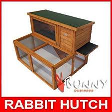 4ft Rabbit Hutch With Run 4ft Drop Hutch And Run Rabbit Guinea Hutches Runs Bb 48 Drh