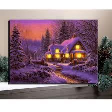 ergonomic light up wall diy led canvas illuminart how