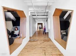 Interior Resources Google U0027s Nyc Office By Interior Architects Has Eye Catching