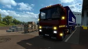 renault truck magnum renault magnum integral 1 26 x truck ets2 mod