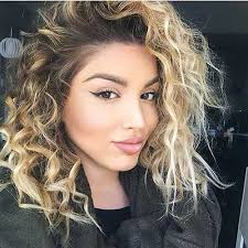 dark roots blonde hair 30 latest curly blonde hair pics we adore short hairstyles