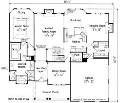 House Plans With Keeping Rooms Home Plans House Plans Home Floor Plans