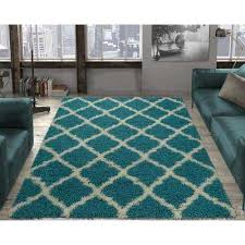 Area Rugs With Turquoise And Brown Turquoise Area Rugs Rugs The Home Depot