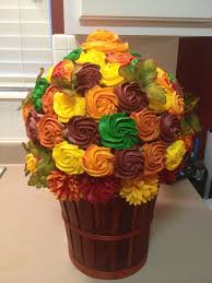 thanksgiving cupcake bouquet search cupcakes