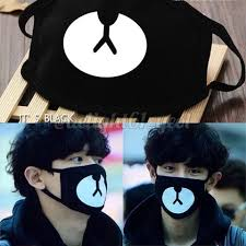 Masker Exo images tagged with chanyeolbearmask on instagram