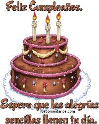 imagenes de pasteles que digan feliz cumpleaños imágenes de cumpleaños torta de chocolate