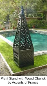 14 best garden obelisks images on pinterest garden trellis