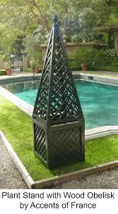14 best garden obelisks images on pinterest garden trellis