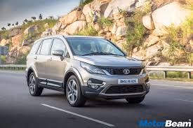 2016 tata hexa review test drive motorbeam