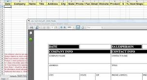 sales lead report template sales lead sheet the starting point for successful sales lead