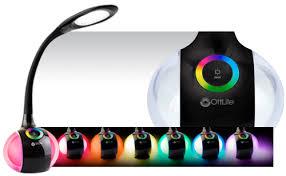 Ott Light Desk Lamp Ottlite Color Changing Family Color Spectrum Led Desk Lamps