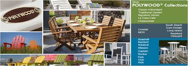 Polywood Patio Furniture Outlet by Polywood Patio Connection