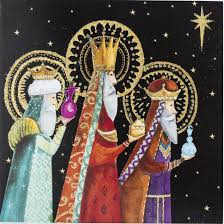 following the star christmas cards macmillan cancer support