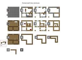 Floor Plans Minecraft 33 Best Minecraft Blueprints Images On Pinterest Minecraft